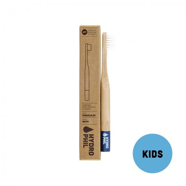 Bamboo Toothbrush for Kids-HydroPhil-Kami Basics