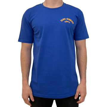 Trademark Vintage T-Shirt Royal Bloody Blue