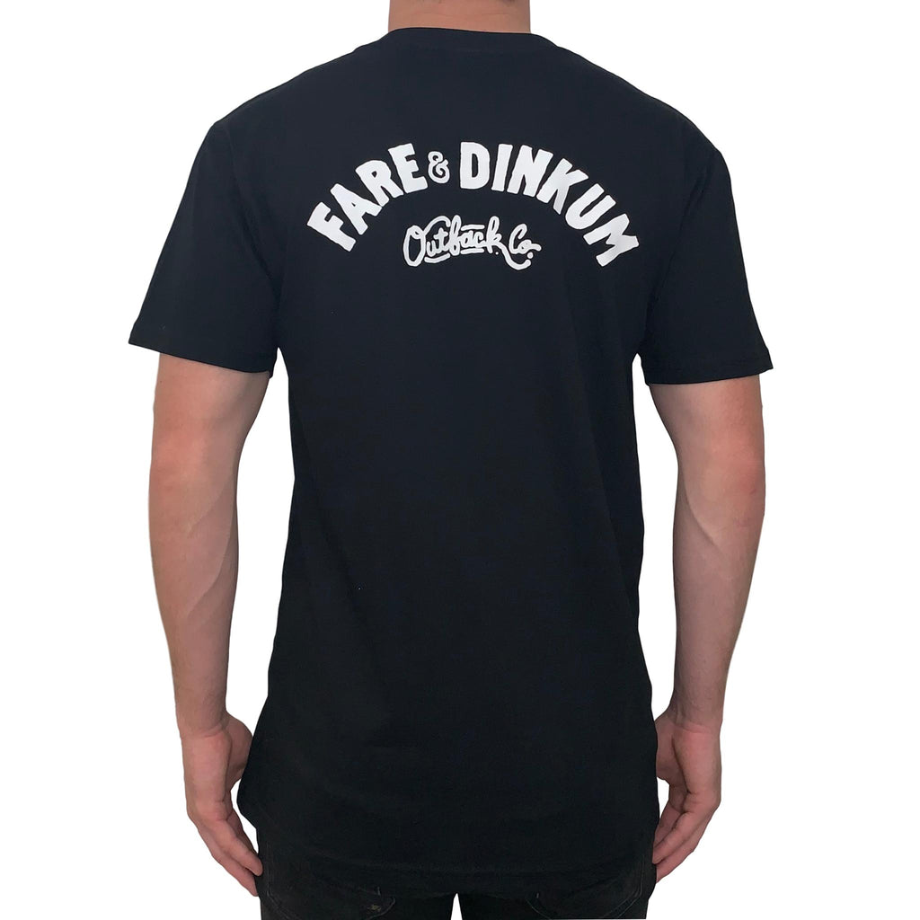 Trademark Vintage T-Shirt Black