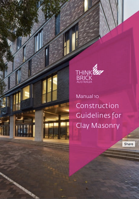 Construction Guidelines for Clay Masonry