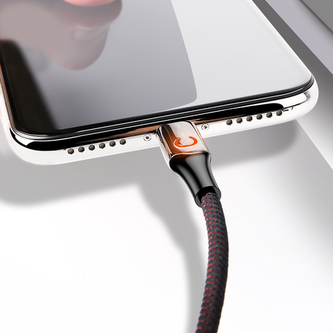 Baseus Automatic power-off Charger Cable for iPhone