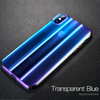 iPhone XS Baseus Aurora Series Electroplating Case