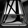 Mirror Tempered Glass Luxury Phone Case for Huawei P20 Lite
