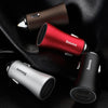 LED 2 USB Car Charger Adapter for Car
