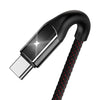 Baseus Quick Charge Type-C USB Cable for Samsung OnePlus