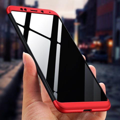 360 Full Body Protection High Quality Case for Redmi 5