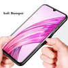 Luxury 9H Tempered Glass Phone Case for Vivo X21