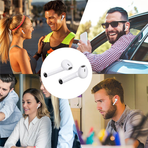 Original Wireless AirPods Bluetooth Earphone for Apple iPhone, iWatch
