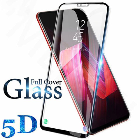 5D Tempered Glass Screen Protector For Vivo Y83 [100% Satisfaction Guaranteed]