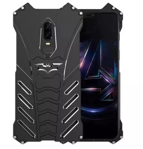 Batman Luxury Metal Aluminum Armor Case for OnePlus 6/ 6T