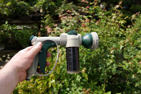 fertiliser gun