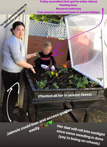 gardening for the disabled
