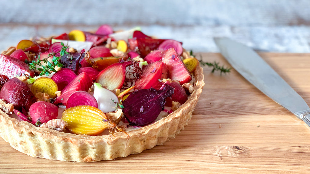fruit tart pie