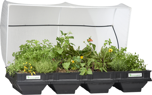 Large Raised Garden Bed with VegeCover  2m x 1m (TAKING PRE ORDERS - STOCK AVAILABLE 28th MAY)