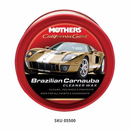 Brazilian Carnauba Cleaner Wax