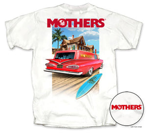Mothers® 1959 Chevy Sedan Delivery T-Shirt  MEDIUM
