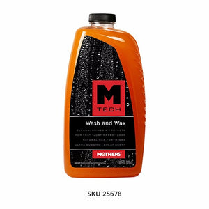 M-Tech® Wash and Wax