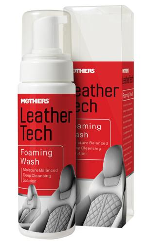 Mothers Leather Tech Foaming Wash 8oz