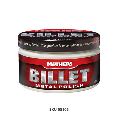 Billet Metal Polish 4 oz.