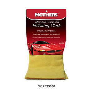 Microfiber Ultra-Soft Polishing Cloth