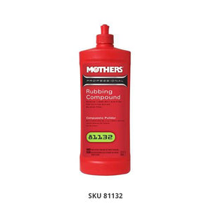 Mothers Rubbing Compound 32oz