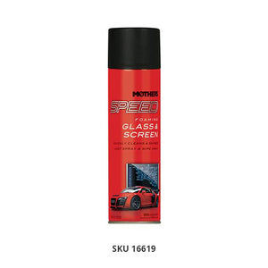Speed Foaming Glass & Screen Cleaner, 19 Oz