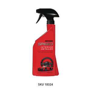 Speed Interior Detailer, 24 Oz