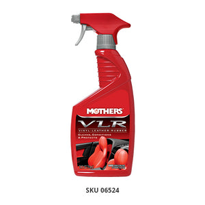 VLR – Vinyl•Leather•Rubber Care, 24 Oz