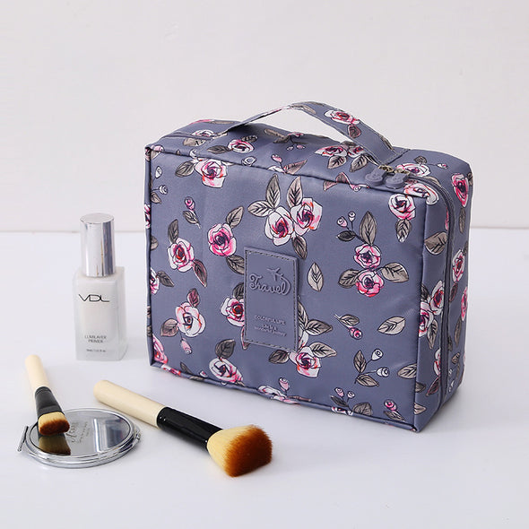 Aircraft make-up bag