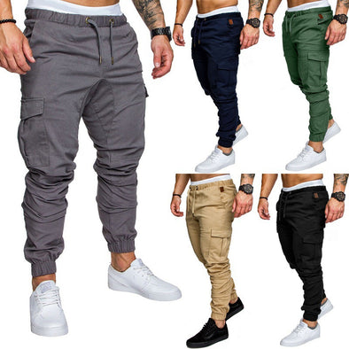 Casual pants, leg pants, male - Bestgoodshop
