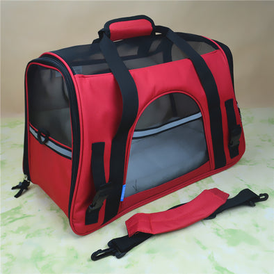 Handbag Portable Small Cat Carriers Dogs Outdoor Travel Bag Side Carry Bags 11 Colors