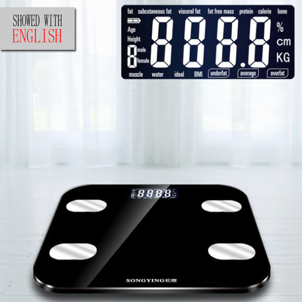 Multifunctional fat scale - Bestgoodshop