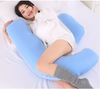 Multi-functional U-shaped maternity pillow Side sleeping pillow - Bestgoodshop