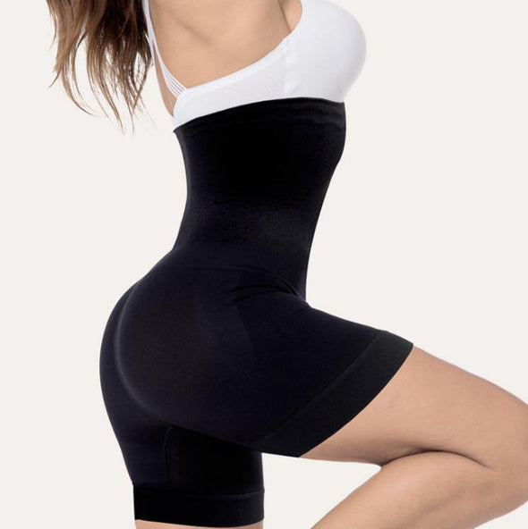 Shapewear Comfort High Waist Thigh Slimmer Body Shaping Briefs Pants for Women - Bestgoodshop