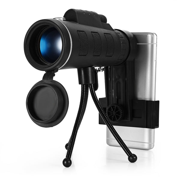 40X60 HD Mini Monocular Telescope with Tripod - Bestgoodshop