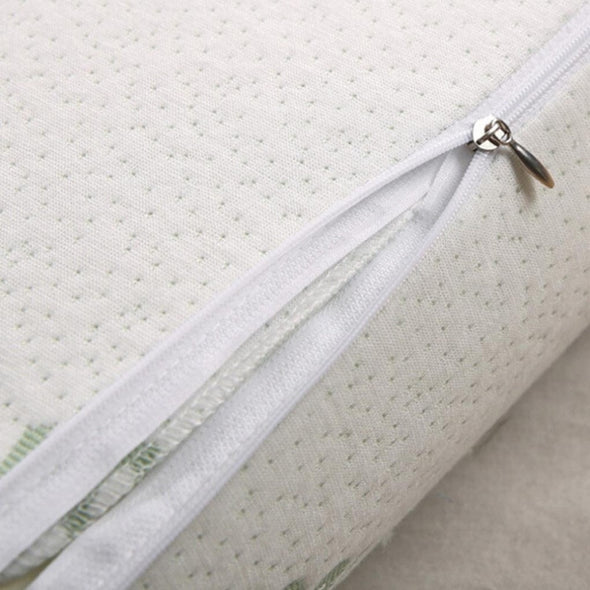 Bamboo fiber slow rebound memory pillow cervical pillow - Bestgoodshop