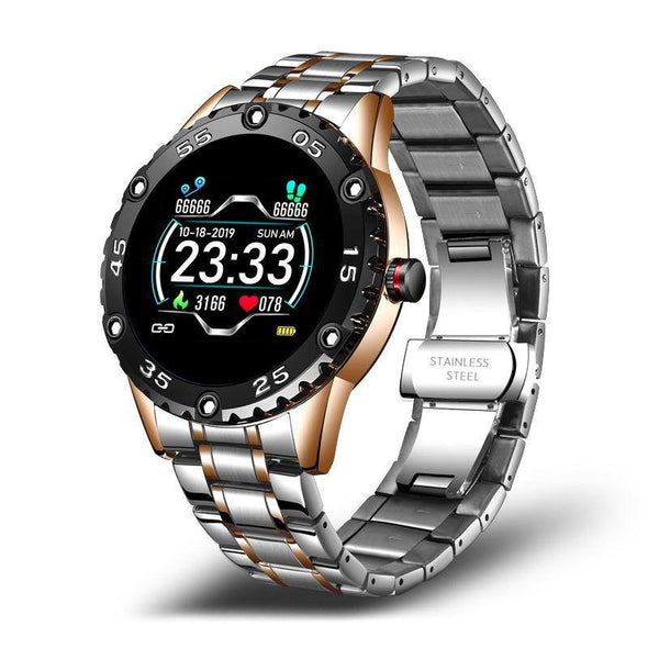 Multifunctional Waterproof Pedometer Watch - Bestgoodshop