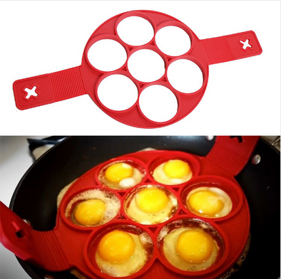 Silicone Pancake/Egg Mould Kitchen Tools