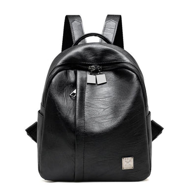 Fashion Backpack Travel Backpack leather