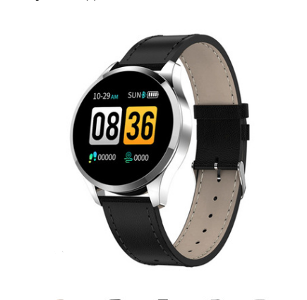Round screen smart watch