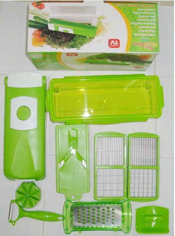 Multifunctional kitchen cube shredder household kitchen grater - Bestgoodshop