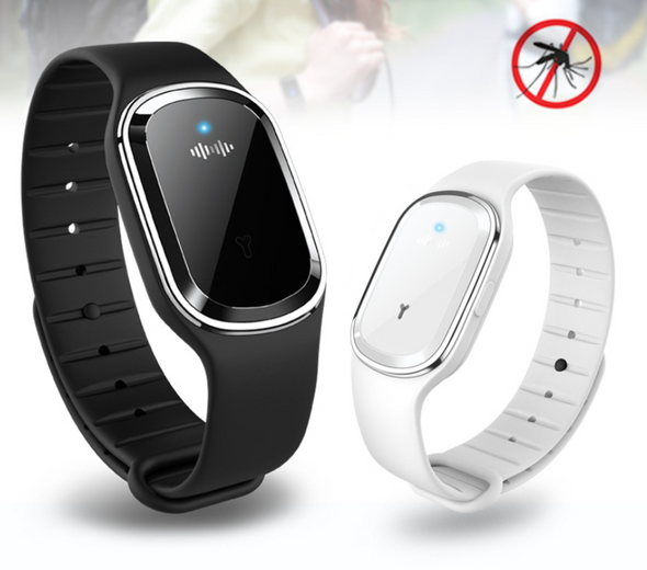 Mosquito Bracelet Ultrasonic Pest Repeller Wristband