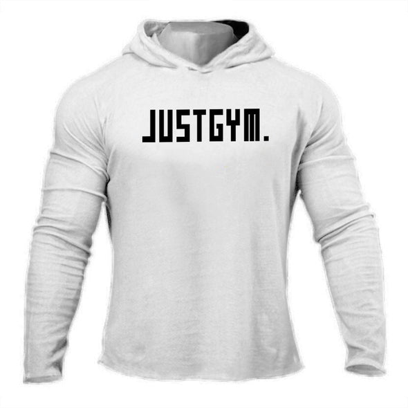 Elasticity Hooded Fitness, Bodybuilding - Bestgoodshop