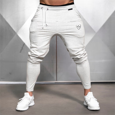 Men's Bodybuilding And Fitness Long Trousers