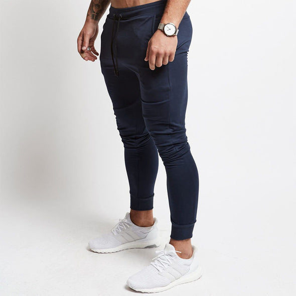 Fitness Sportswear Tight Trousers For Men