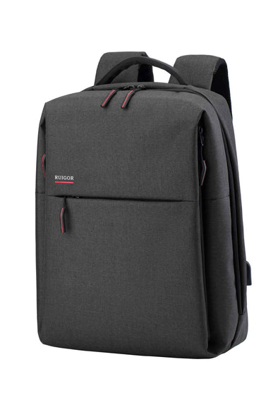 RUIGOR CITY 56 Laptop Backpack Dark Grey