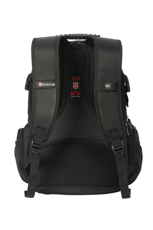 RUIGOR ICON 08 Laptop Backpack Black - Bestgoodshop