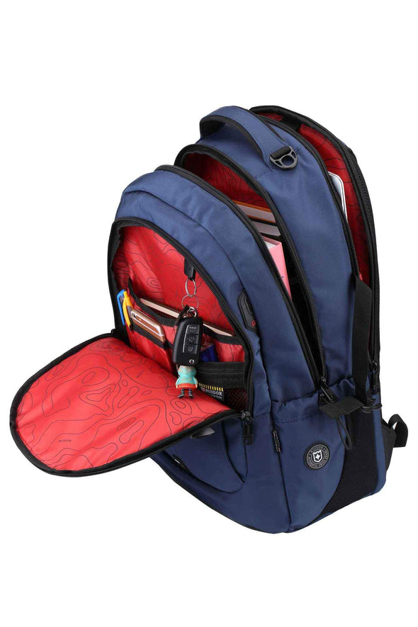 RUIGOR ICON  47 Laptop Backpack Blue - Bestgoodshop