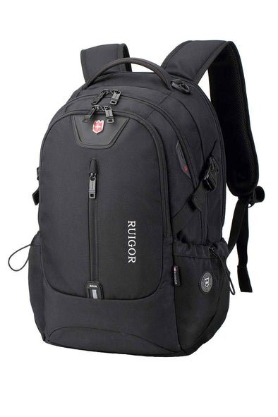 RUIGOR ICON 82 Laptop Backpack Black
