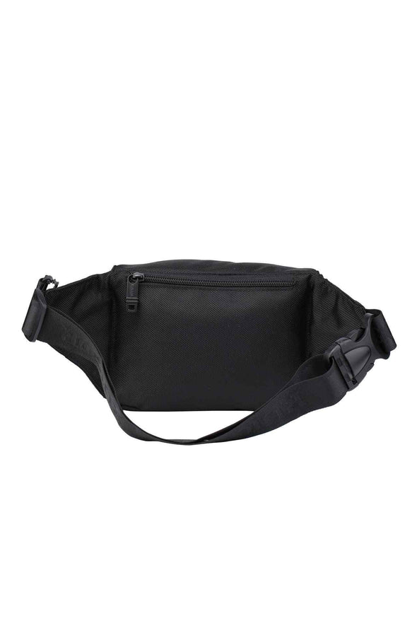 RUIGOR ICON 12 Waist Bag Black - Bestgoodshop